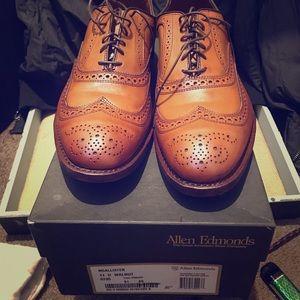 Allen Edmonds- McAllister Wingtip Oxford